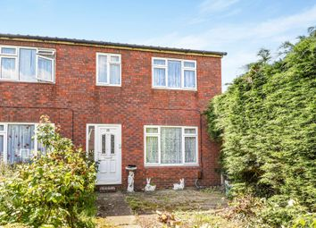 Thumbnail 3 bedroom end terrace house for sale in Rutland Close, Epsom