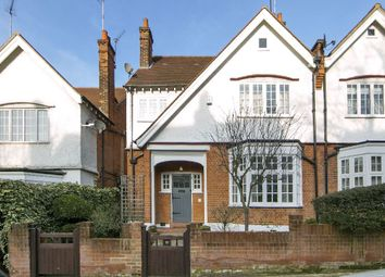Thumbnail 4 bed property for sale in Briardale Gardens, Hampstead