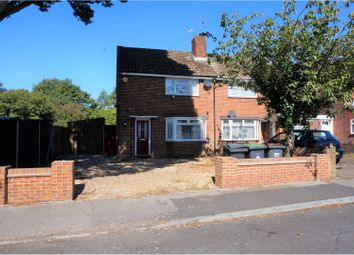 Thumbnail 2 bed semi-detached house for sale in High Lawn Way, Havant