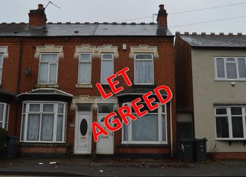 Thumbnail 3 bed terraced house to rent in Fox Hollies Road, Acocks Green, Birmingham