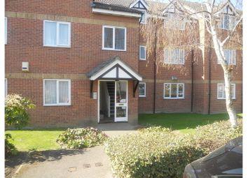 Thumbnail 1 bed flat to rent in Foxglove Way, Wallington