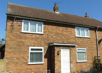 Thumbnail 2 bed semi-detached house to rent in Willow Grove, Keadby, Scunthorpe