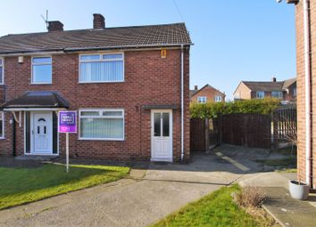 Thumbnail 2 bed semi-detached house for sale in Kingswood Close, Newbold, Chesterfield