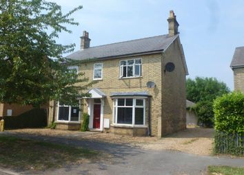 Thumbnail 4 bedroom detached house for sale in High Street, Warboys, Huntingdon