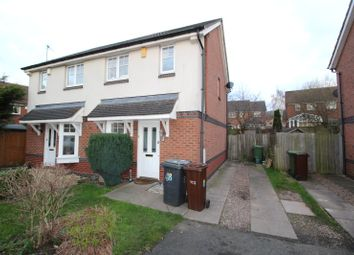 Thumbnail 2 bed semi-detached house to rent in Dales Close, Dunstall, Wolverhampton