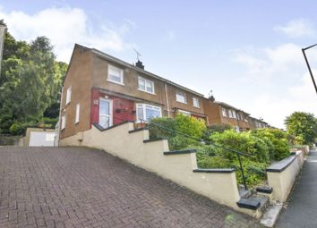 Thumbnail 4 bed semi-detached house for sale in Corsebar Drive, Paisley