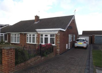 Thumbnail 2 bedroom semi-detached bungalow for sale in Buckingham Drive, Middlesbrough, North Yorkshire