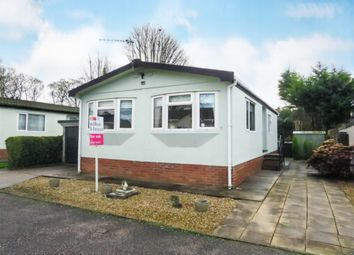 Thumbnail 2 bed mobile/park home for sale in Stone Valley Court, Waddington, Lincoln