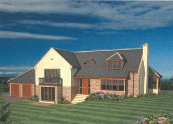 Thumbnail 5 bed detached house for sale in Plot 9 (Option C) Quarrywood, Spynie, Elgin