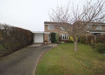 Thumbnail 3 bed detached house for sale in Langdon Close, Long Eaton