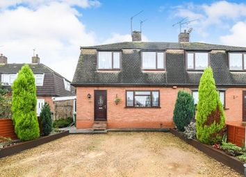 Thumbnail 3 bed semi-detached house for sale in Foxlydiate Crescent, Batchley, Redditch, Worcestershire