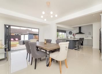 Thumbnail 5 bed detached house for sale in Nicker Hill, Keyworth, Nottingham, Nottinghamshire