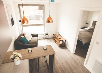 Thumbnail 1 bed flat for sale in G-03 Palatine Gardens, Roscoe Road, Sheffield