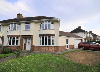 Thumbnail 4 bed semi-detached house for sale in Parkside Drive, Churchdown, Gloucester