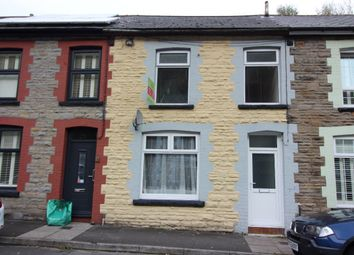 Thumbnail 3 bedroom terraced house to rent in Glandwr Street, Abertillery