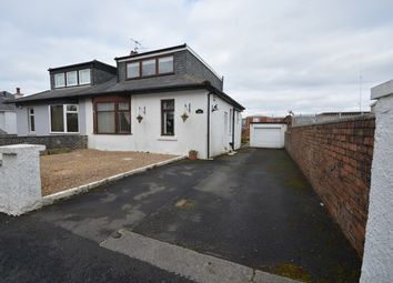 Thumbnail 3 bed semi-detached house for sale in Strawberrybank Road, Kilmarnock