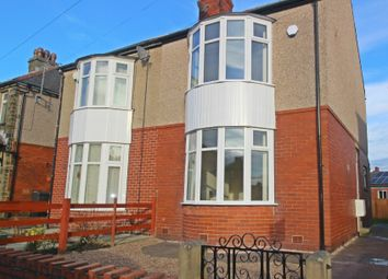 Thumbnail 2 bed semi-detached house for sale in Frances Avenue, Crosland Moor, Huddersfield