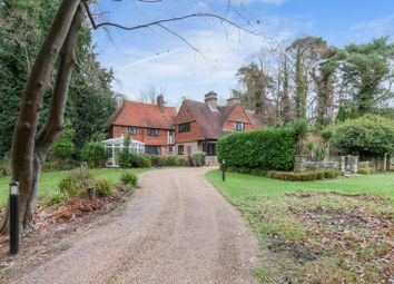 Thumbnail 5 bed detached house for sale in London Road, Maresfield
