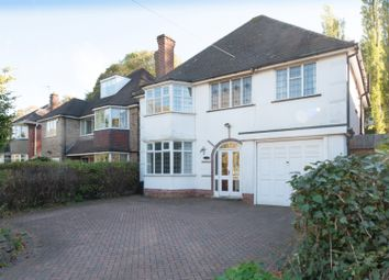 Thumbnail 4 bed detached house for sale in Clifton Road, Sutton Coldfield