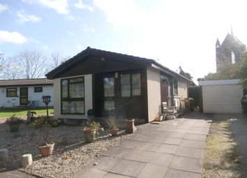Thumbnail 2 bed mobile/park home for sale in Chapel Lane, Wythall, Birmingham