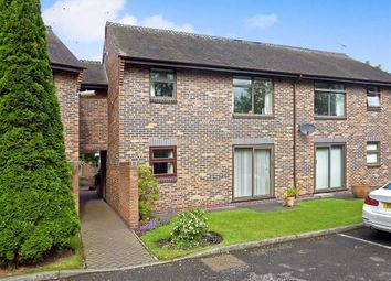 Thumbnail 1 bedroom flat for sale in Wesley Close, Nantwich