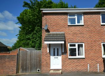 Thumbnail 1 bed semi-detached house for sale in Highgrove Close, Dorchester