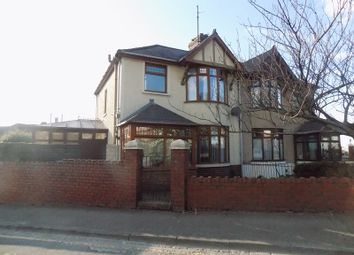 Thumbnail 3 bed semi-detached house for sale in Bertha Road, Margam, Port Talbot, Neath Port Talbot.