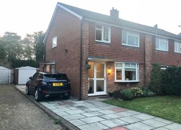 Thumbnail 3 bed semi-detached house for sale in College Road, Alsager, Stoke-On-Trent, Cheshire