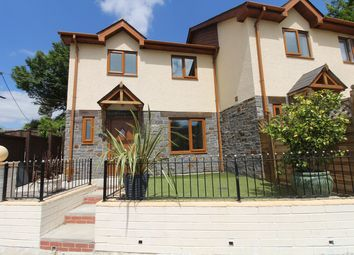 3 bed semi-detached house for sale in Bethal Place, Nantyglo NP23