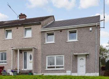 Thumbnail 2 bed end terrace house for sale in Carrick Road, Rutherglen, Glasgow, South Lanarkshire
