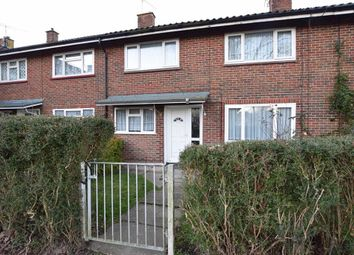 Thumbnail 3 bed terraced house for sale in Mitchells Road, Three Bridges, Crawley, West Sussex
