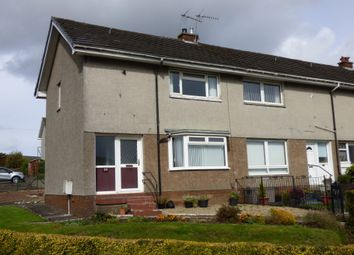 Thumbnail 2 bed terraced house for sale in 28 Stewart Drive, Duntocher