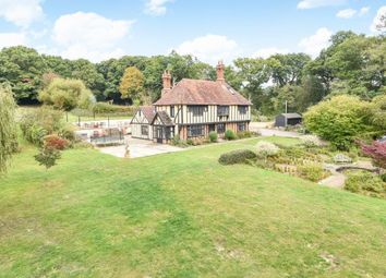 Thumbnail 7 bed detached house for sale in Cowfold Road, West Grinstead, Horsham