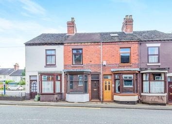 Thumbnail 2 bedroom terraced house for sale in Victoria Street, Basford, Stoke On Trent, Staffs