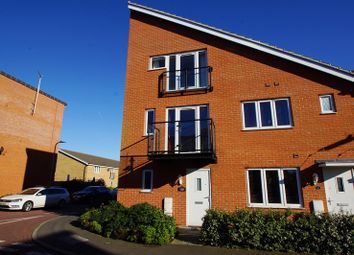 Thumbnail 3 bedroom end terrace house for sale in Artillery Avenue, Shoeburyness, Close To Amenities
