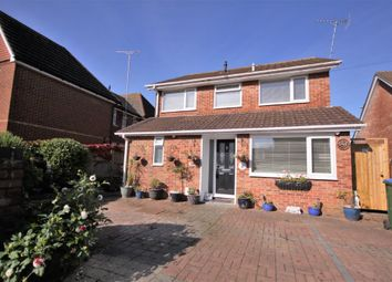 Thumbnail 5 bed detached house for sale in Duncan Road, Park Gate, Southampton