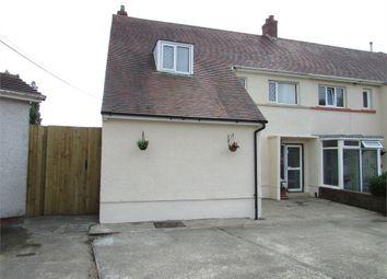 Thumbnail 3 bed semi-detached house for sale in Parc Y Deri, Skewen, Neath, West Glamorgan