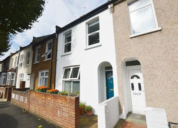 Thumbnail 2 bedroom terraced house for sale in Stamford Road, East Ham, London