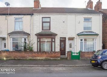 Thumbnail 2 bed terraced house for sale in Steynburg Street, Hull, East Riding Of Yorkshire