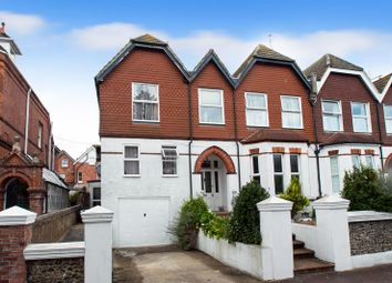 Thumbnail 9 bed semi-detached house for sale in Hartfield Road, Eastbourne