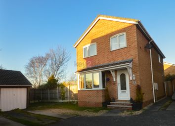 Thumbnail 3 bed detached house for sale in Brecon Close, Sothall, Sheffield