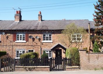 Thumbnail 2 bed terraced house for sale in Hawthorn View Cottages, Lindow End, Mobberley, Cheshire