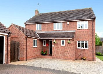 Thumbnail 4 bed detached house for sale in Dutch Court, Barlby