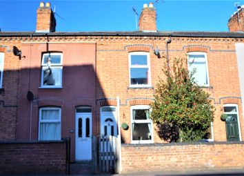 Thumbnail 2 bed terraced house for sale in Swan Street, Sileby, Loughborough