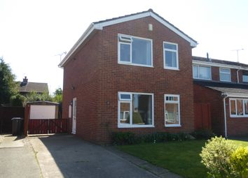 Thumbnail 3 bed semi-detached house for sale in Barneby Avenue, Bartestree, Hereford
