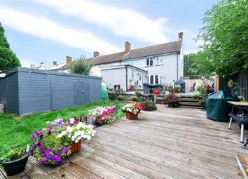 Thumbnail 3 bed end terrace house for sale in Greystoke Avenue, Bristol