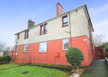 Thumbnail 2 bedroom flat for sale in Cairns Avenue, Cambuslang, Glasgow