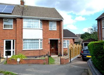 Thumbnail 4 bed end terrace house for sale in Pancras Close, Potters Green, Coventry, West Midlands