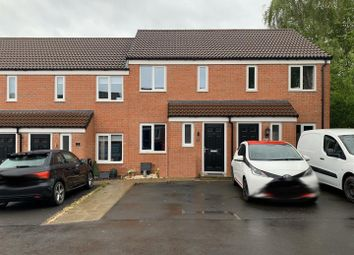Thumbnail 2 bed terraced house for sale in Pipistrelle Close, East Leake, Loughborough