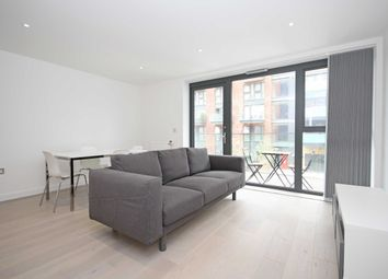 Thumbnail 1 bed flat to rent in Green Man Gardens, London